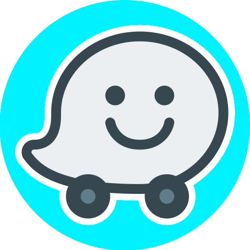 View on Waze